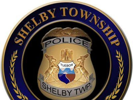 Shelby Township Police logo