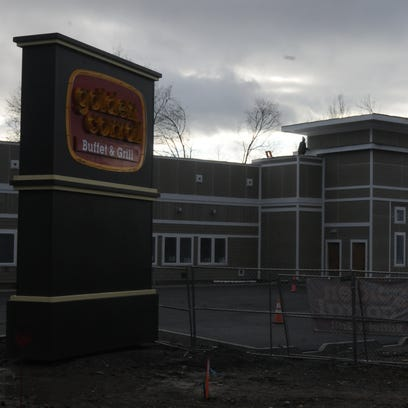 Golden Corral grand opening set for New Year's Eve