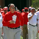 Rutgers coach Kyle Flood will earn $1.26 million in 2015, up from $987,000 in 2014.