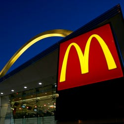 States with the most McDonald's