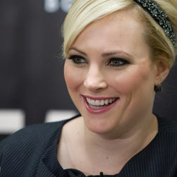 With her father hospitalized, Meghan McCain goes 'home to Arizona'