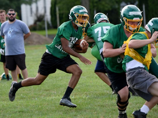 Newark Catholic football preview