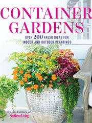 You'll find a wide array of ideas for container gardening