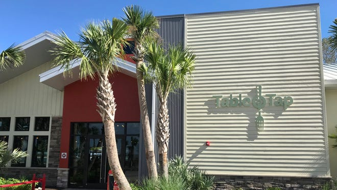 Table & Tap opened in March in the new Babcock Ranch development in Punta Gorda.