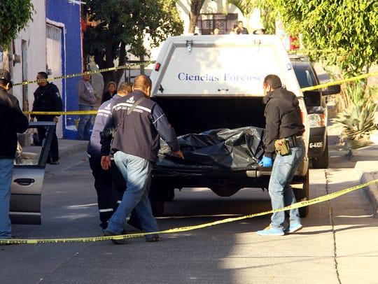 Homicidios dolosos, a la alza en México.