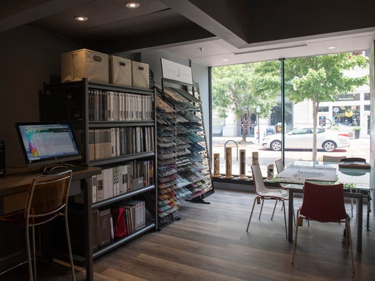 Elements Interior + Architecture. The business is the