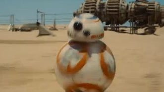 """The new  """"Star Wars"""" trailer is out."""
