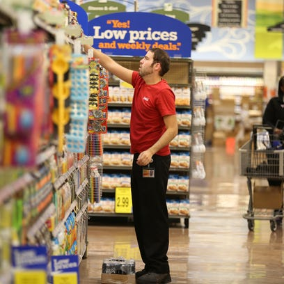 Kroger is the nation's No. 1 supermarket chain.