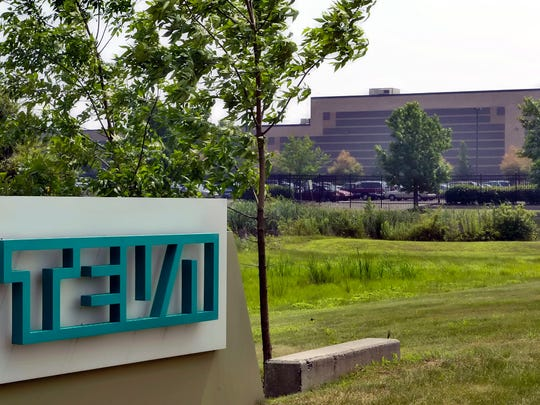 A file photo of Teva Pharmaceuticals.
