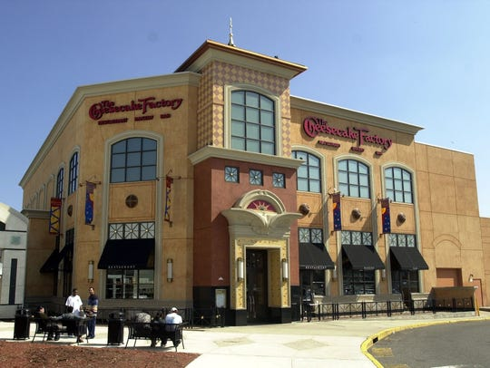 No. 5: The Cheesecake Factory, a full-menu restaurant