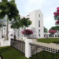 Library plans show future of downtown Bonita Springs