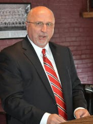 Benny Nolen, President & CEO of Methodist Hospital