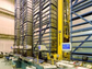 The library's robotic retrieval system plans to have