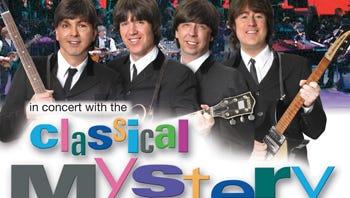 Sheboygan Symphony Orchestra looks forward to Beatles tribute show.
