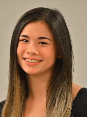 Athlete of the week Brianna Wong, Pascack Valley basketball.