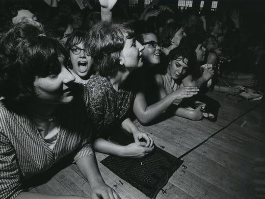 Teenagers jam George Devine's Million Dollar Ballroom