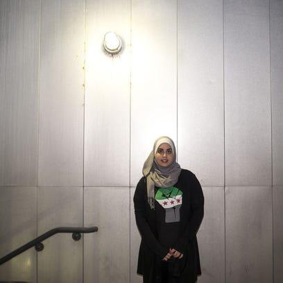 PNI asu zana syria humanitarian visit