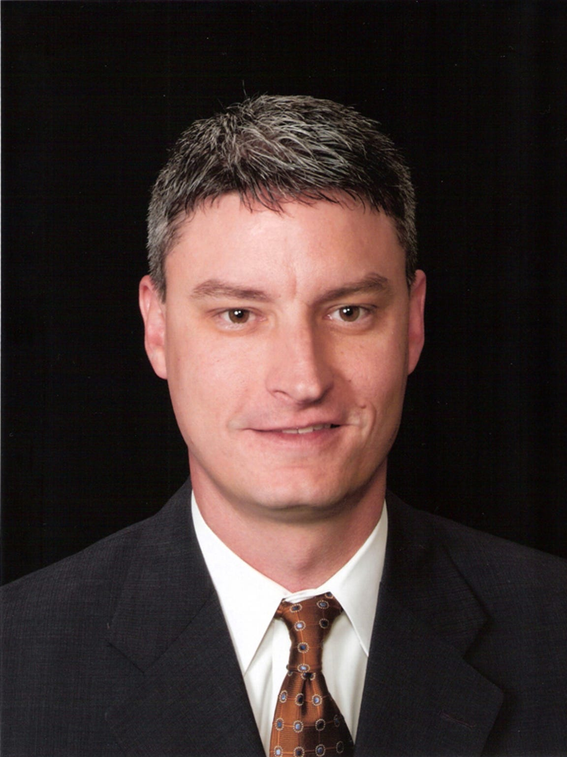 Springfield Assistant Cityt Manager Collin Quigley