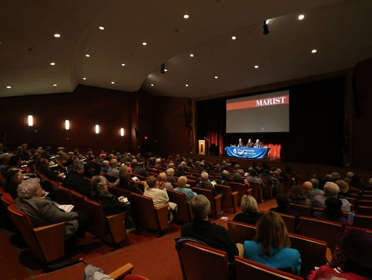 The Poughkeepsie Journal Lyme Disease Forum at Marist