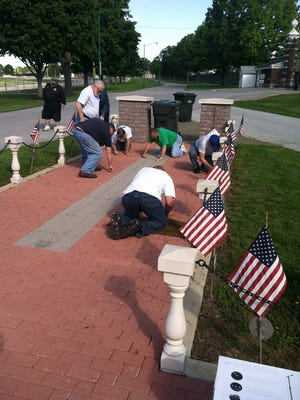 Chapter 1032 Vietnam Veterans of America  is looking forward to its October ceremony for the fifth anniversary of the dedication of the Vietnam Memorial.