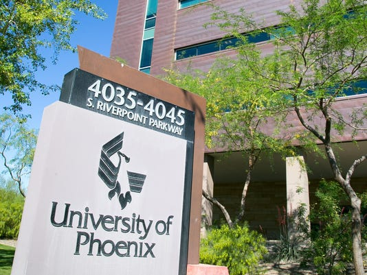 University of Phoenix enrollment