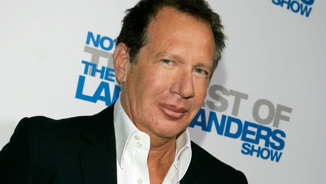 "In this April 10, 2007 file photo, actor Gary Shandling arrives at the wrap party and DVD release for ""The Larry Sanders Show"" in Beverly Hills, Calif. Shandling, who as an actor and comedian pioneered a pretend brand of self-focused docudrama with ""The Larry Sanders Show,"" died, Thursday, March 24, 2016 of an undisclosed cause in Los Angeles. He was 66."