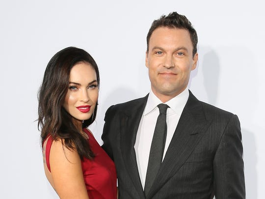 Brian Austin Green, with Megan Fox, does not care if