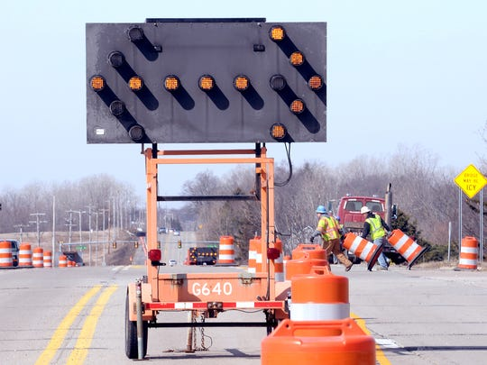 Ingham County has received a state grant to pay for repaving a section of Lake Lansing Road in Lansing Township in 2021.