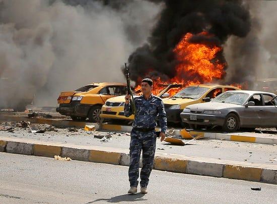 AP Mideast Iraq