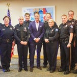 PHOTOS: PPD honors officers, civilian for service