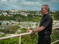A day in the life of Guam's archbishop