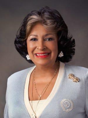 JSU President Carolyn Meyers