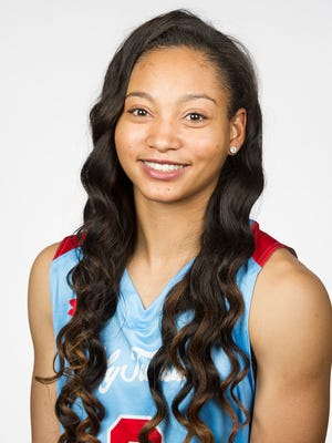 Louisiana Tech's Whitney Frazier was named first-team all-state on Saturday.