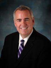 Joe Nardone, director of development, Wayne County