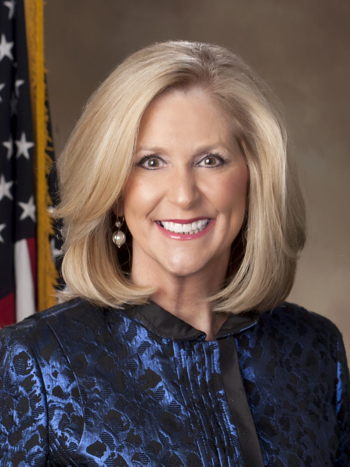 Lynn Fitch is running for re-election as state treasurer.