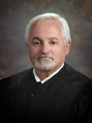 Justice Court Judge John Shirley touts the court's new program that allows people who are found in contempt of court due to not paying fines to avoid going to jail.