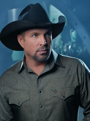 Garth Brooks is scheduled to perform in Des Moines on April 30.