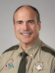 John Godar, president of the Iowa State Sheriffs' &