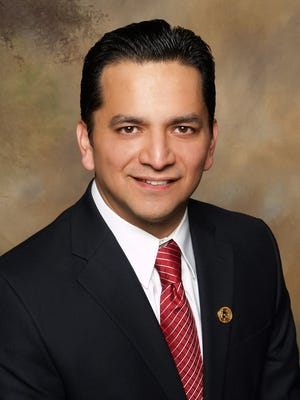 Socorro Independent School District Superintendent José Espinoza