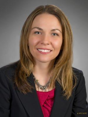 Marie Tuttle, a dermatologist in St. George.