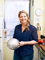 "Cookbook author and ""Chopped"" judge Amanda Freitag will speak at the Morristown Festival of Books."