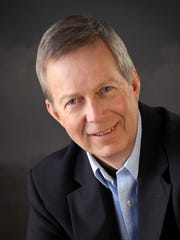 Dr. Dean Gruner, ThedaCare's president and CEO