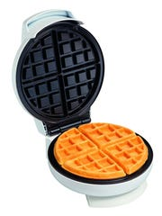 The Proctor Silex 26070 Belgian waffle maker is compact and easy to clean. $22.99 at newegg.com. Cook up a delicious smorgasbord.