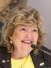 County Commissioner Donna Fiala