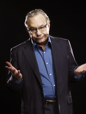 """""""Every day, the lights get brighter, the highs get higher,"""" Lewis Black says."""