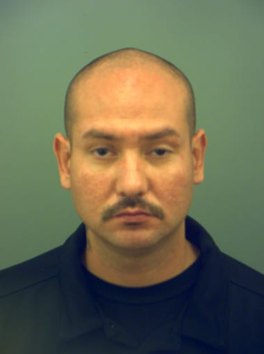 Six men and a woman were arrested on drug charges during a school zone traffic operation last week in northwest El Paso County, sheriff's officials said Tuesday. Those arrested and their charges: Vince Carlos Candelaria, 32, possession of a controlled substance.