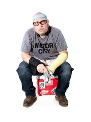 "Actor-playwright Timothy Campos brings his one-man show, ""Screw It: Doin' Time on the Line,"" to the Boll Family YMCA this weekend."
