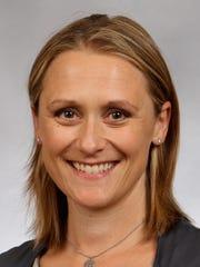 Dr. Caroline King-Widdall, Kaiser Permanente Keizer