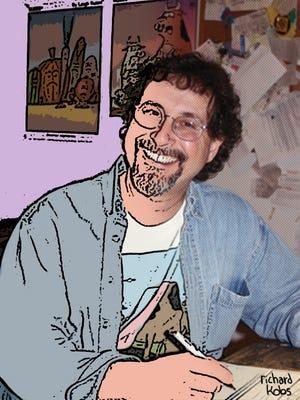 Leigh Rubin - cartoonist and author