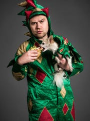 Piff the Magic Dragon performs six shows starting tonight